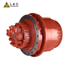 トラックモータを 30 トン油圧ショベル Kobelco 350-8 ( KYB-180vp-6000 )に使用
