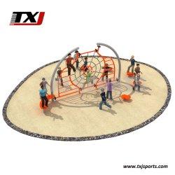 Strumentazione di addestramento esterna di forma fisica di Payground dei bambini di qualità