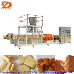 織り目加工の大豆の固まり機械を作る製造プラントまたは大豆の固まり