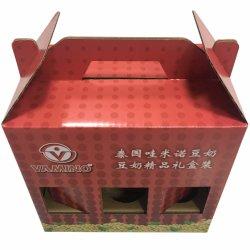 Boîte en carton transporteur Pet (PC-CP-120814)