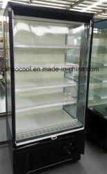 Ventilator die Open Voor Commerciële Ijskast voor de Supermarkt Gekoelde Vertoning van het Voedsel koelen