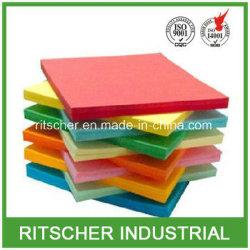 バージンパルプカラーコピー用紙カラーボード / カラー用紙