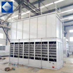Condensatore evaporativo di flusso chiuso refrigerazione di flusso del contatore del Freon dell'ammoniaca dell'acciaio inossidabile