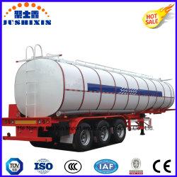 Jsxt грузового прицепа 40МУП углеродистой стали 3 моста/дизельного топлива и бензина/нефтяного танкера