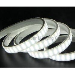 Dekoratives verbreitetes SMD2835 180LEDs/M LED Seil-Licht 11W, Anti-Blendung, weißes/warmes weißes/rot/blau/Grün/Gelb des hohes Lumen-Ausgangs