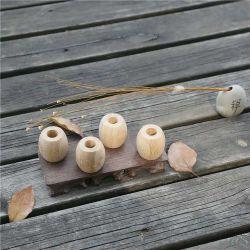 Supporto di bambù del toothbrush di corsa portatile all'ingrosso