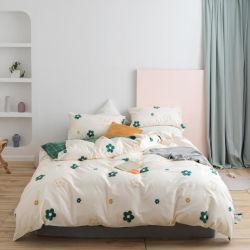 家の織物の市場 - 印刷された綿の男の子の部屋の寝具 セットおよび慰める人セット