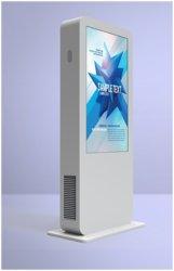 65polegadas LCD de Alta Luminosidade Totem Digital Signage Exibir