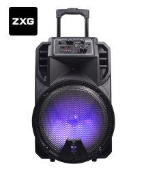 Privé bevorder de Partij Draagbare Superbass Tws Bluetooth van de Microfoon van de Spreker van het Karretje