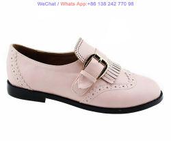 Les enfants filles Sneakers Chaussures en cuir chaussures occasionnel