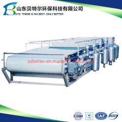 Neue konzipierte und beste Qualitätsvakuumriemen-Filter-Maschine