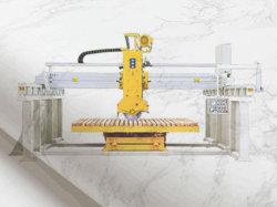 Máquina cortadora automática de puente de piedra de mármol y granito de corte
