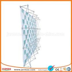 Рекламные простота установки во всплывающем окне отображается на стене
