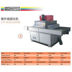 板紙表紙のための紫外線ニスの乾燥機械