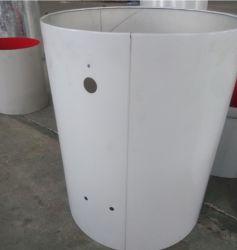 Cilindro de três formando e Non-Welding Máquina para tanque de chapa galvanizada