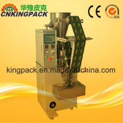 Заводской упаковки для гранулированных удобрений закуска продукты бобы семян риса сахар соль зерна упаковки машины