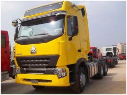 Modèle de bonne qualité prix d'usine 2016 tête de la remorque de gros 10 roues HOWO 371HP 6X4 utilisé le tracteur de la tête de chariot