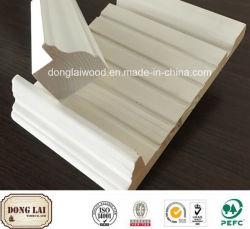 Baumaterial-China-Fabrik-Zubehör-Qualitäts-konkurrenzfähiger Preis Soem-wasserdichter antiker hölzerner Fenster-Rahmen-Türrahmen