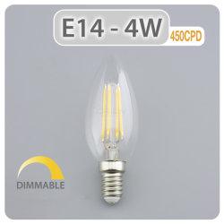 Ультра компактный C35 4Вт светодиодные свечи накаливания