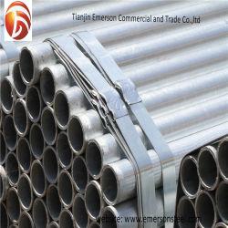 중국 공장도 가격 열간압연 둥근 직류 전기를 통한 Gi 강관 관 배관