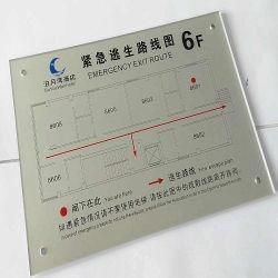 Высокое качество пользовательские размеры прозрачной литой акриловый лист/PMMA лист/Plexiglass лист