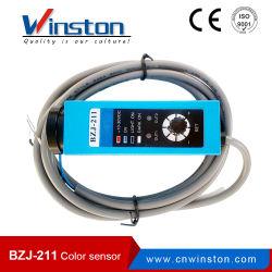 Application de la machine de Package Bzj-211 Couleur/capteur de repère de couleur