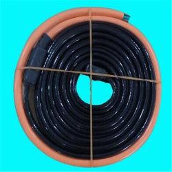 Los Calentadores eléctricos de PVC para cable calefacción del tubo de agua