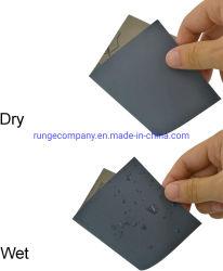사포, 우수한 젖은 건조한 방수 모래 종이 목제 가구 끝마무리를 위한 종이, 자동 폴란드어를 모래로 덮는 금속을 모래로 덮는 9의 x 3.6 인치
