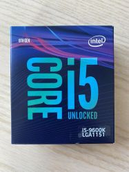 Intel Core i5-9600K CPU 3.7gh 9MB Coffee Lake 박스형 데스크탑 프로세서