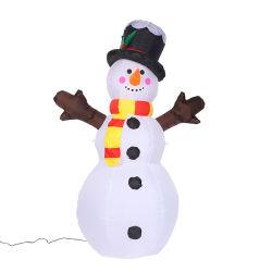 クリスマスの膨張性 Snowman の装飾