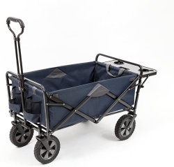 Складные вагон Wheelbarrow, съемные Foldling для тяжелого режима работы утилиты для установки вне помещений сад тележки с тормозом