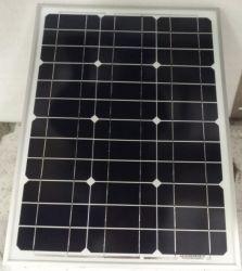 태양 빛을%s 대중적인 30W 단청 유리제 태양 모듈 건축