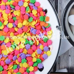 Decoratie suiker voor Cake & Confection, Dessert Chocolate Confitti Sprinkles Sugar Simulation