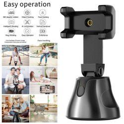 スマートな撃つSelfieの棒360の回転ジンバルの安定装置の処置のカメラSmartphone