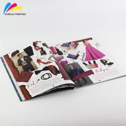 Bon marché A4 A3 Magazine Société d'impression de papier personnalisé