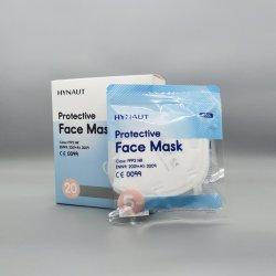 Hynaut En149/ FFP2 /GB2626-2019 KN95/ Kf94 جهاز التنفس الوقائي الشخصي القناع /FFP2 /KN95 Face Mask
