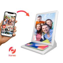 كمبيوتر لوحي مقاس 9.7 بوصة مزود بشاحن لاسلكي لشاشة LCD الإعلانات