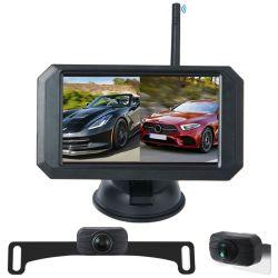 2채널 5인치 무선 카메라 시스템(무선 모니터