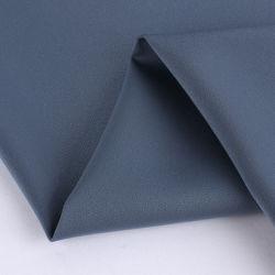 Саржа из полиэфирного волокна атласный креп шифон ткань для верхней части