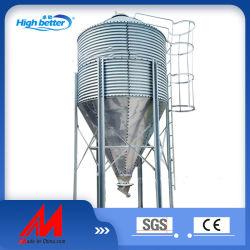 صنع في الصين تخفيضات ساخنة عالية الجودة لفائف الصلب المواشي سيلو رضاعة Silo Silo لتخزين تغذية الماكينات