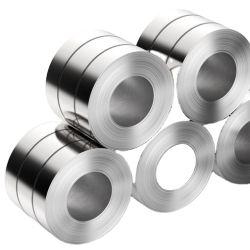 201 304 316 430 316L Grade Inox fer feuille de tôle laminée à froid ASTM 2b ba Bande d'acier fini de polissage de la bobine de la bobine de tôle en acier en acier inoxydable pour la construction