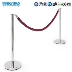 Barrière amovible Heavybao File d'attente de contrôle des foules de ligne