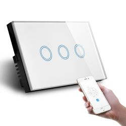 SAA Smart Home Light WiFi Touch Wall Fernbedienungsschalter