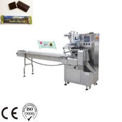 Machine de conditionnement des aliments d'alimentation de l'usine de masques Paquet débit serviette de tissu ou des sandwiches/ Matériel//glace Lolly flux des produits de base /l'emballage /Machines d'enrubannage