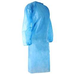 Resistente, respirável e descartável, à prova de água e pó antiestático, anti-gorduroso para fins médicos Vestuário de proteção geral vestuário de proteção para cirurgia vestido pessoal proteger