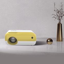 Tragbarer LCD-Projektor 480p für Haus und Lehre und Wirtschaft 2000 Lumen