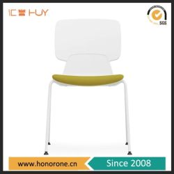 Пластиковый спинку сиденья для отдыхающих стулья, пластмассы PP стойкой профессиональной подготовки наращиваемые ресторанов стулья