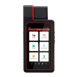 شغّل تشخيص النظام الكامل للسيارة X431 Diagnosis V Bluetooth WiFi تحديث وظيفة إعادة تعيين كود OBD2 16 عبر الإنترنت