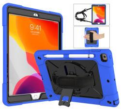 Los niños Tablet tapa caso soporte con pedestal giratorio de 360 para iPad 10.2