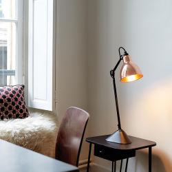 형식 새로운 현대 침대 곁 호화스러운 LED 책상 빛 수정같은 장식적인 테이블 램프